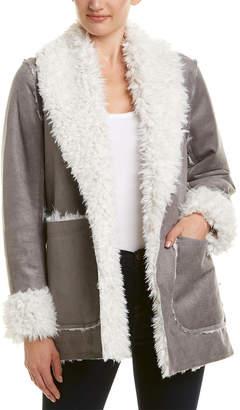 Michael Stars Oversized Coat