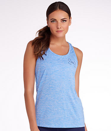 Under Armour UA Tech Twist Branded Tank
