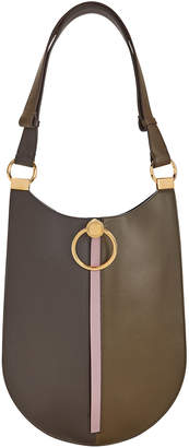 Marni Colorblock Hobo Shoulder Bag
