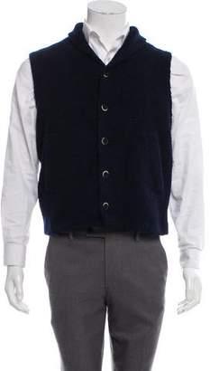 Barena Venezia Wool-Blend Vest