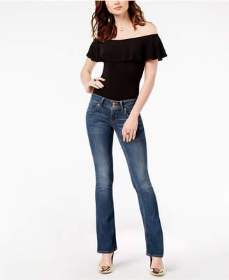Hudson Jeans Petite Signature Bootcut Jeans