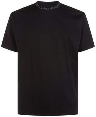 Acne Studios Navid Logo T-Shirt