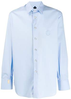 Billionaire classic embroidered shirt