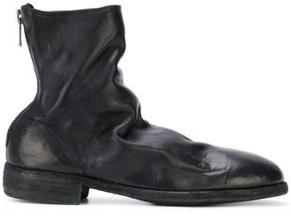 Guidi mid-calf length boots