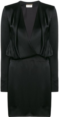 Saint Laurent perfectly fitted dress