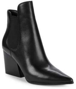 KENDALL + KYLIE Finley Point-Toe Chelsea Boots