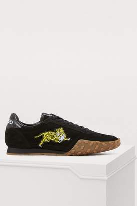 Kenzo Leather move sneakers