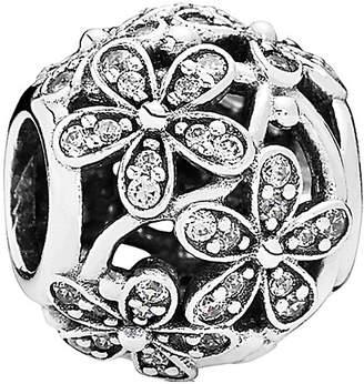 Pandora Silver Cz Charm