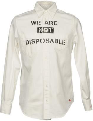 Vivienne Westwood Denim shirts