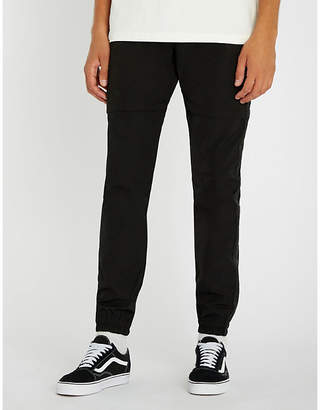 PROFOUND AESTHETIC Detachable regular-fit shell trousers