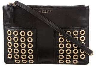 Tory Burch Mini Block-T Grommet Bag