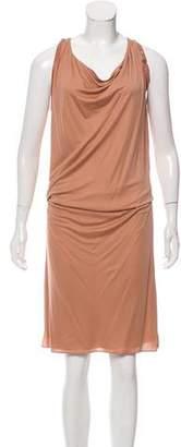 Reed Krakoff Gathered Knee-Length Dress