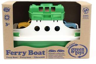 Green Toys Three-Piece Ferry Boat Toy