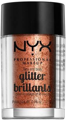NYX Glitter Brilliants' Face And Body Glitter 2.5G