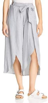 BB Dakota Vacation Mode Striped Culottes