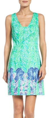 Women's Lilly Pulitzer Tandie Sheath Dress $188 thestylecure.com