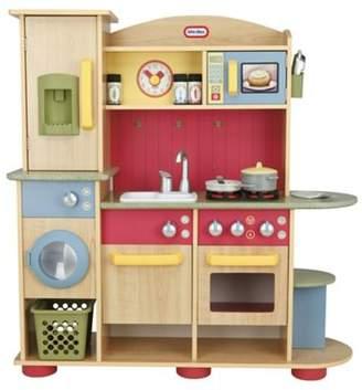 Little Tikes Premium Wooden Kitchen Playset