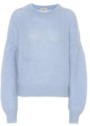 Baum und Pferdgarten Chuden mohair and wool-blend sweater