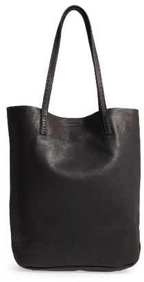 Frye Naomi Leather Tote - Black $298 thestylecure.com