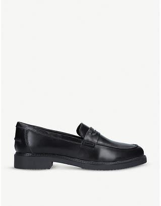 Aldo Cadenawia leather penny loafers