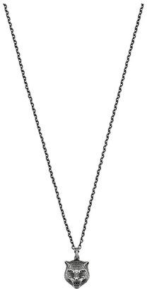 Gucci - 60cm Gatto Necklace Necklace $350 thestylecure.com