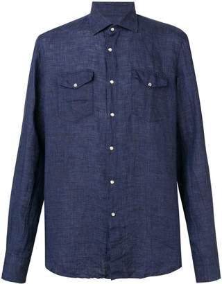 Dell'oglio double pocket shirt