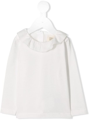 Douuod Kids ruffle blouse
