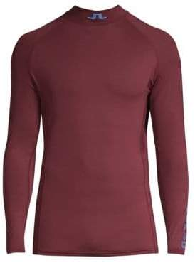 J. Lindeberg Golf Aello Slim-Fit Long Sleeve Top