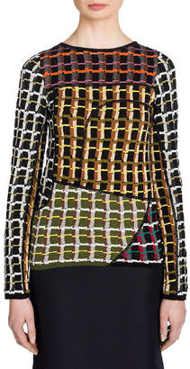 Marni Knit Patch Pullover