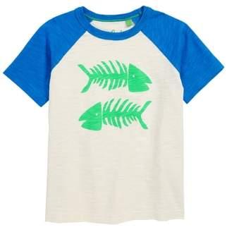 Boden Mini Summer Raglan T-Shirt
