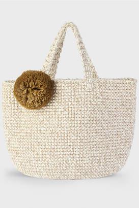 0711 Madame Lefranc Beach Bag
