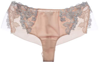 La Perla Moonlight Silk Blend Boyshort