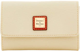 Dooney & Bourke Pebble Grain Flap Wallet