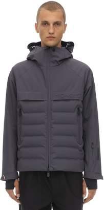 Moncler Achenesee Nylon Down Jacket