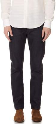 Naked & Famous Denim Weird Guy - Nightshade Stretch Selvedge Jeans
