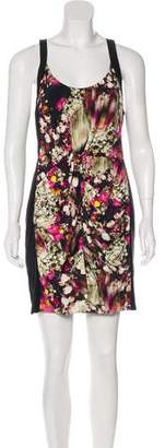 Rebecca Minkoff Silk Gathered Dress