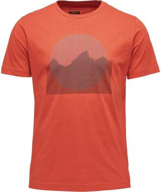 Black Diamond Landscape T-Shirt - Short-Sleeve - Men's