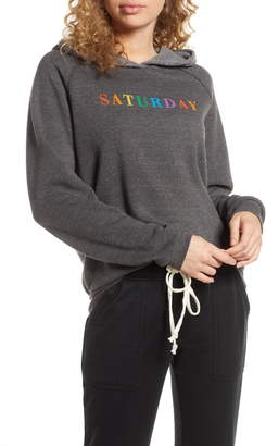 Project Social T Saturday/Sunday Reversible Hoodie