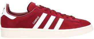 adidas Samba Bordeaux Suede Sneakers