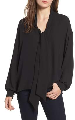 Bailey 44 Balalaika Scarf Neck Blouse