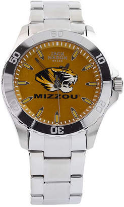 Jack Mason Men's Missouri Tigers Color Sport Bracelet Watch