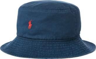 Ralph Lauren Reversible Chino Bucket Hat