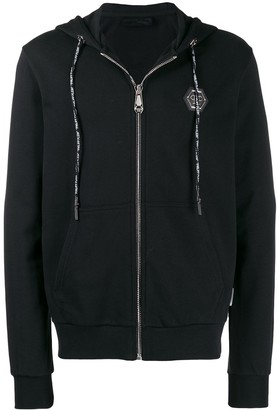 Philipp Plein Stars & Skull hoodie