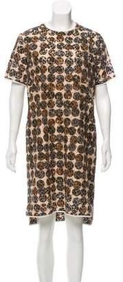 Marni Lace Shift Dress