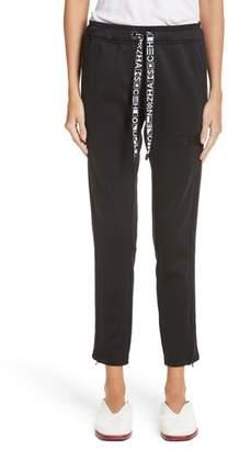 Proenza Schouler PSWL Jersey Track Pants