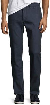 Robert Graham Men's Oriente Straight-Leg Jeans, Indigo
