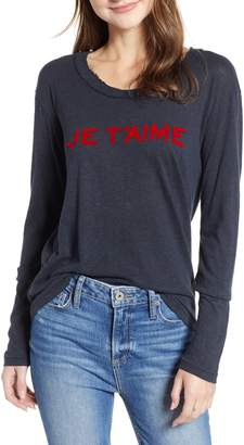 Zadig & Voltaire Je T'aime Tee