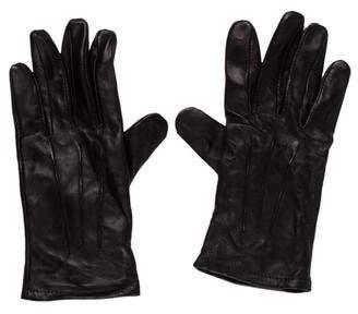 Y-3 Leather Wrist Gloves w/ Tags