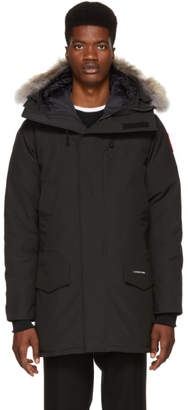 Canada Goose Black Down Langford Parka