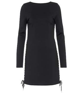 McQ Lace-up dress